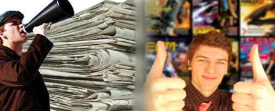 anuncios de publicidad en prensa