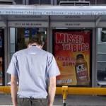 Campañas de las empresas de publicidad para la vía pública