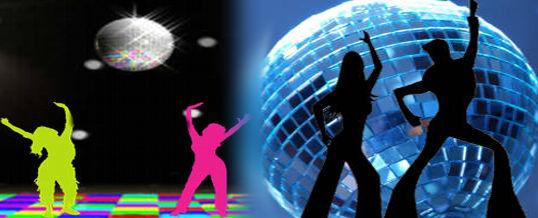 carteles de publicidad en discotecas