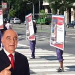 Empresas de publicidad en la vía pública o calle