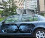 Ideas para publicidad en autos