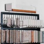 características de los muebles expositores de cerámicos