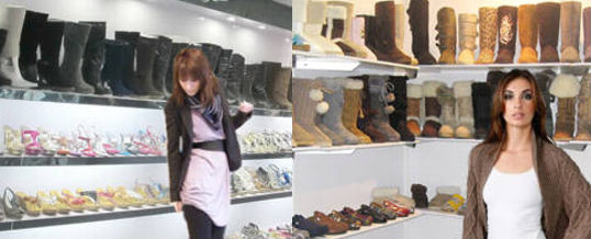 expositores para zapatos