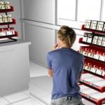 Modelos de expositores para tiendas