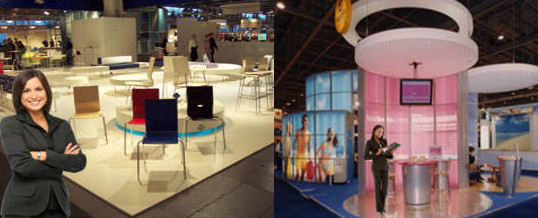 muebles para stands