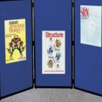 paneles expositores y estructuras