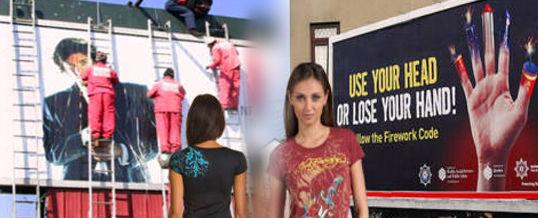 Publicidad exterior y carteles