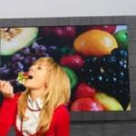 publicidad exterior con pantallas gigantes led innovadora