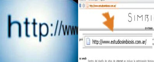 Registración de dominios de internet