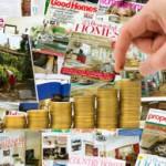 venta de publicidad en revistas y diarios