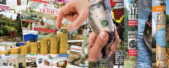 venta de publicidad en revistas